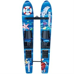 Connelly Cadet Water Skis ​+ Child Slide Adj. Bindings - Little Kids'