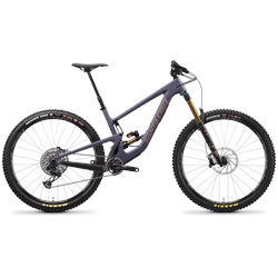 Santa Cruz Bicycles Megatower CC X01 Complete Mountain Bike 2021
