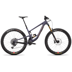 Santa Cruz Bicycles Megatower CC X01 Reserve Complete Mountain Bike 2021