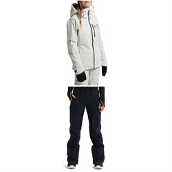 Burton AK 2L GORE-TEX Upshift Jacket ​+ AK 2L GORE-TEX Summit Insulated Pants - Women's