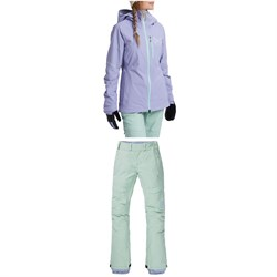 Burton AK 2L GORE-TEX Upshift Jacket ​+ AK GORE-TEX Summit Pants - Women's
