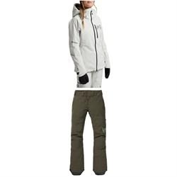 Burton AK 2L GORE-TEX Upshift Jacket + AK GORE-TEX Summit Pants - Women's