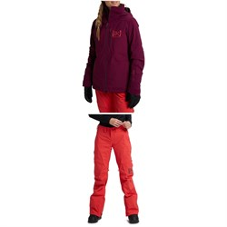 Burton AK 2L GORE-TEX Embark Jacket ​+ AK GORE-TEX Summit Pants - Women's