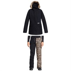 DC Panoramic Jacket ​+ Viva Pants - Women's