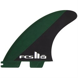 FCS II MF PC Large Tri Fin Set