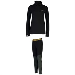MONS ROYALE Yotei BF High Neck Top ​+ Christy Leggings - Women's