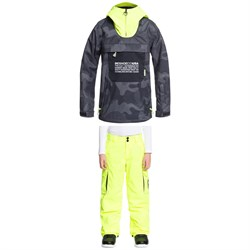 DC ASAP Anorak ​+ Banshee Pants - Boys'
