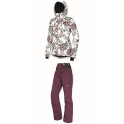 Picture Organic Pluma Jacket ​+ Exa Pants - Women's