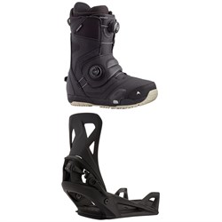 Burton Photon Step On Boa Wide Snowboard Boots ​+ Step On Snowboard Bindings 2021