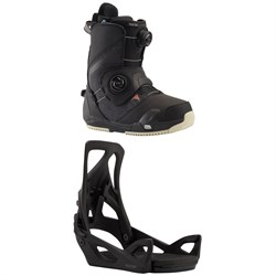 Burton Felix Step On Snowboard Boots ​+ Step On Snowboard Bindings - Women's 2021