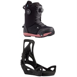 Burton Ritual LTD Step On Snowboard Boots ​+ Step On Snowboard Bindings - Women's 2021
