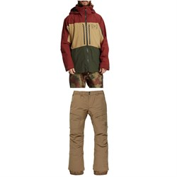 Burton AK 2L GORE-TEX Swash Jacket ​+ Pants 2021