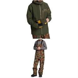 Burton AK 2L GORE-TEX Cyclic Jacket + Bib Pants