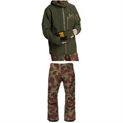Burton AK 2L GORE-TEX Cyclic Jacket + Pants
