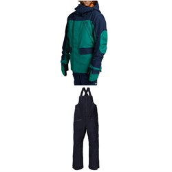 Burton GORE-TEX Breach Jacket ​+ GORE-TEX Reserve Bib Pants