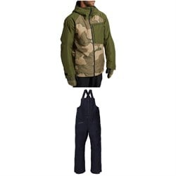 Burton GORE-TEX Radial Jacket + GORE-TEX Reserve Bib Pants