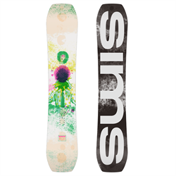 Sims Undertaker Snowboard 2021