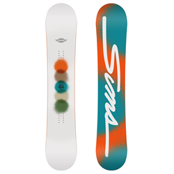 Sims Bowl Squad Snowboard  - Used