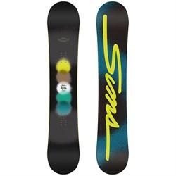Sims Bowl Squad - Black Snowboard 2021