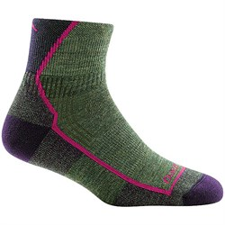 Darn Tough Hiker 1​/4 Midweight Cushion Socks - Women's