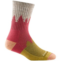 Darn Tough Treeline Micro Crew Midweight Cushion Socks - Women's