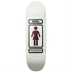 Girl Bannerot 93 Til Love Seat 9.0 Skateboard Deck