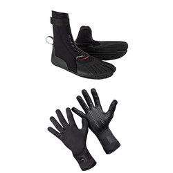 O'Neill 3mm Heat ST Boots ​+ Psycho Tech 1.5mm Gloves