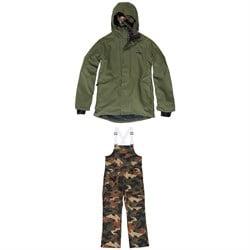 Armada Oden Insulated Jacket + Sumpter Bibs