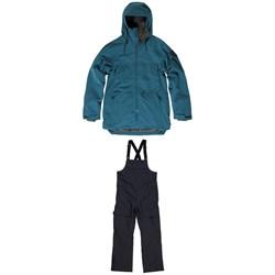 Armada Carson Insulated Jacket + Sumpter Bibs