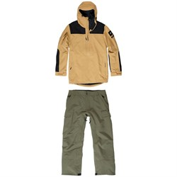 Armada Bergs Insulated Jacket + Union Insulated Pants