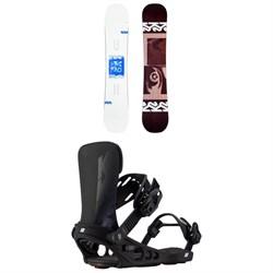 K2 Spellcaster Snowboard + Meridian Snowboard Bindings - Women's 2021