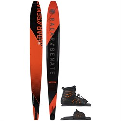 Radar Alloy Senate Slalom Ski ​+ Vector & ARTP Bindings
