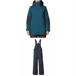 Mountain Hardwear FireFall 2 Insulated Parka ​+ Bibs - Women's