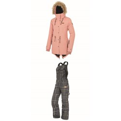 Picture Organic Katniss Jacket ​+ Seattle Bibs - Women's