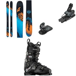 Nordica Enforcer Free 104 Skis ​+ Salomon Warden MNC 13 Ski Bindings ​+ Salomon S​/Pro 100 Ski Boots 2021