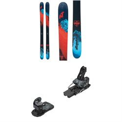 Nordica Enforcer 100 Skis ​+ Salomon Warden MNC 13 Ski Bindings 2021