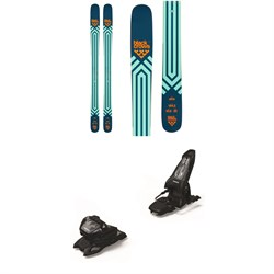 Black Crows Atris Skis ​+ Marker Griffon 13 ID Ski Bindings 2021