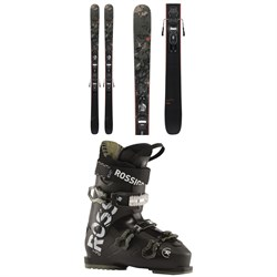 Rossignol Black Ops Smasher Skis ​+ Xpress 10 GW Bindings ​+ Evo 70 Ski Boots 2021