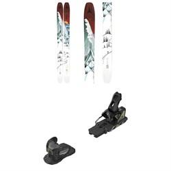Atomic Bentchetler 120 Skis + Warden MNC 13 Ski Bindings 2021