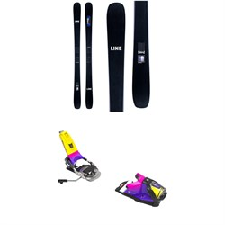 Line Skis Blend Skis ​+ Look Pivot 14 GW Ski Bindings 2021