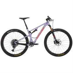 Santa Cruz Bicycles Blur CC X01 TR Complete Mountain Bike 2021