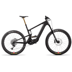 Santa Cruz Bicycles Heckler MX CC X01 Reserve E-Mountain Bike 2021