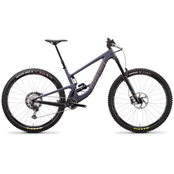 Santa Cruz Bicycles Megatower C XT Complete Mountain Bike 2021