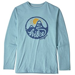 Patagonia Long Sleeve Capilene® Cool Daily T-Shirt - Boys'