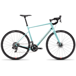 Santa Cruz Bicycles Stigmata CC Force 2X Reserve Complete Bike 2021
