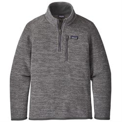 Patagonia Better Sweater 1​/4 Zip Pullover - Boys'