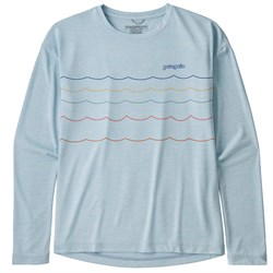 Patagonia Long Sleeve Capilene® Cool Daily T-Shirt - Girls'