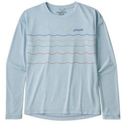Patagonia Long Sleeve Capilene® Cool Daily T-Shirt - Girls'