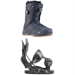 K2 Maysis Snowboard Boots ​+ Flow Fuse Fusion Snowboard Bindings