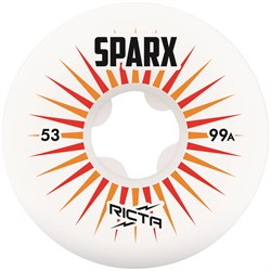 Ricta Sparx 99a Skateboard Wheels
